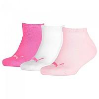 [해외]푸마 UNDERWEAR Invisible 3 Pack Pink Lady