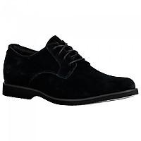 [해외]팀버랜드 Woodhull Leather Oxford Jet Black
