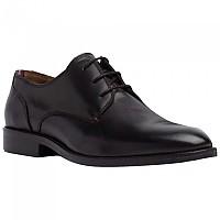 [해외]타미힐피거 Essential Leather Lace Up Derby Black