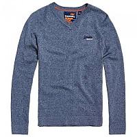 [해외]슈퍼드라이 Orange Label Cotton Vee Anchor Blue Grit