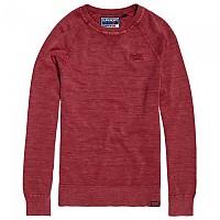 [해외]슈퍼드라이 Garment Dyed L.A. Crew Washed Kansas Red