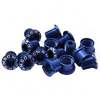 [해외]MSC Chainring Bolts Kit Alu7075T6 15 Units Blue