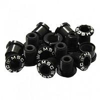 [해외]MSC Chainring Bolts Kit Alu7075T6 15 Units Black