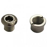 [해외]MSC Chainring Titanium Gr5 Bolt And Nut 롱 Size