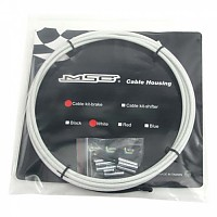 [해외]MSC Brake Cable Kit Kevlar 3 Meters White
