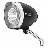 [해외]XLC Headlights LED Retro Black