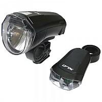 [해외]XLC CL-S14 LED Lighting Set Black
