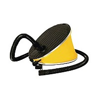 [해외]SEACHOICE Foot Air Pump Yellow / Black