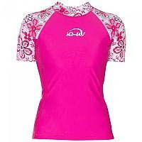 [해외]iQ-Company UV 230 Shirt Slim Fit Two / Pink