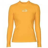 [해외]iQ-Company UV 300 Shirt Slim Fit L/S Yellow