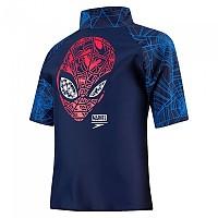 [해외]스피도 Marvel Spiderman Navy / Lava Red / Neon Blue