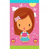 [해외]STT SPORT Crazy Towel Spring Girl Terry Loop Pink