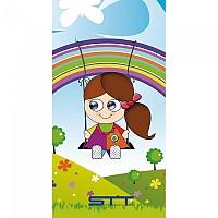 [해외]STT SPORT Crazy Towel Swing Kika Terry Loop Multicolour