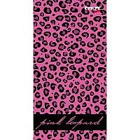 [해외]STT SPORT Crazy Towel Pink Leopard Terry Loop Pink