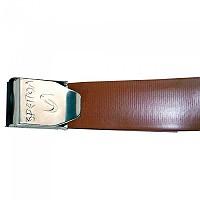 [해외]SPETTON Inox Buckle Rubber Belt Brown