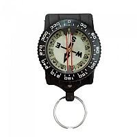 [해외]TECNOMAR Compass With Inox Clip Black