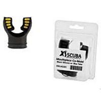 [해외]XS SCUBA Comfort Cushion Regulator Mouthpiece Black / Yellow