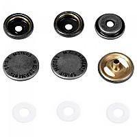 [해외]SPIRIT MOTORS Upper Button JY821 3 Units Silver