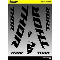 [해외]THOR Bike Trim 2 Pack Black
