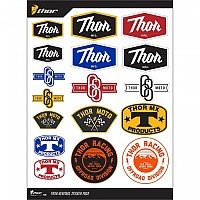 [해외]THOR Heritatge S15 Decal Sheet Multicolored