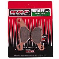 [해외]WRP F4 Off Road Suzuki Rear Brake Pads