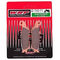 [해외]WRP F4 Off Road Yamaha Front Brake Pads
