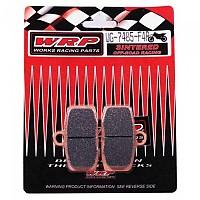 [해외]WRP F4R Off Road Husqvarna/KTM Front Brake Pads
