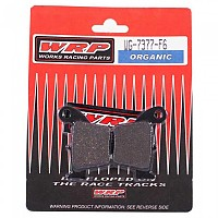 [해외]WRP F6 Off Road Honda Rear Brake Pads