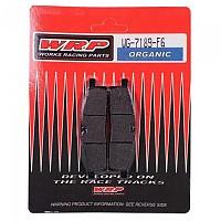 [해외]WRP F6 Off Road Yamaha Front Brake Pads
