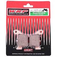 [해외]WRP F4 Off Road Honda Rear Brake Pads