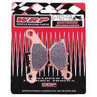 [해외]WRP F4R Off Road Suzuki RM 85 Rear Brake Pads