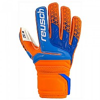 [해외]로이쉬 Prisma SG Finger Support Junior 3136734129 Shocking Orange / Blue
