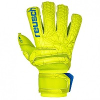 [해외]로이쉬 Fit Control S1 Evolution Finger Support 3137141361 Yellow Fluo / Blue
