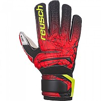 [해외]로이쉬 Fit Control Rg Open Cuff Finger Sup 3137216749 Black / Red