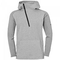 [해외]UHLSPORT Essential Pro Zip Hoody Dark Grey Melange