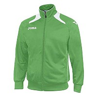 [해외]조마 Poly Tricot Champion II Green / White