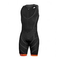 [해외]스피욱 Long Distance Trisuit Black / Orange