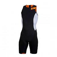 [해외]스피욱 Sprint Trisuit Black / Orange
