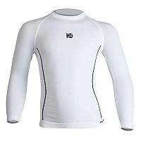 [해외]SPORT HG Technical L/s Shirt Junior White