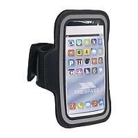 [해외]TRESPASS Strand Armband Phone Case Black