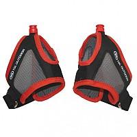 [해외]TSL OUTDOOR Kit Tactil Magnetic Strap 2 Units Black / Red