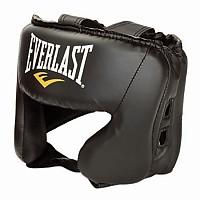 [해외]EVERLAST EQUIPMENT Protective Headgear Black