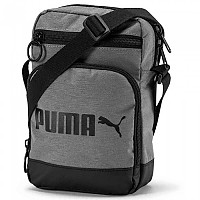 [해외]푸마 Campus Portable Puma Black / Steel Grey