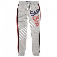 [해외]슈퍼드라이 Diagonal Speed Sport Jogger Grey Grit