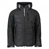 [해외]슈퍼드라이 Sport Powerdown Reflex Jacket Black Reflective
