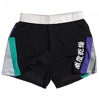 [해외]슈퍼드라이 Super Sport Training Black / Mochi Green