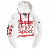 [해외]슈퍼드라이 La Sporting Swoosh Crop American White