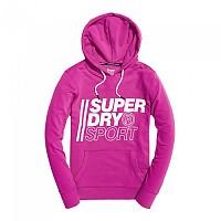 [해외]슈퍼드라이 Core Sport Overhead Super Pink