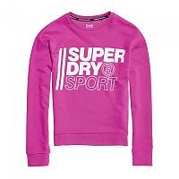 [해외]슈퍼드라이 Core Sport Crew Super Pink