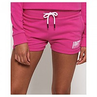 [해외]슈퍼드라이 Core Sport Shorts Super Pink